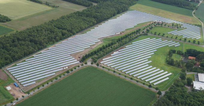 Solarpark Klausheide