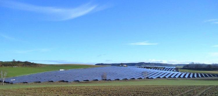 Solarpark Horgau